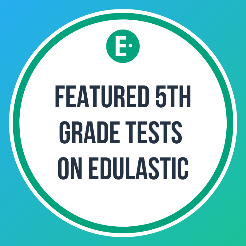 5th grade tests