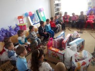 caravana copilariei gardinita timus