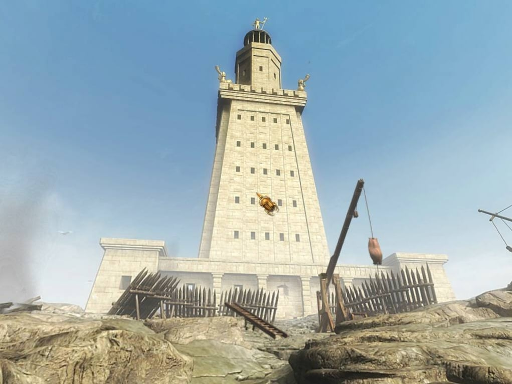 5. Lighthouse of Alexandria (BC 290 - Alexandria, Egypt)