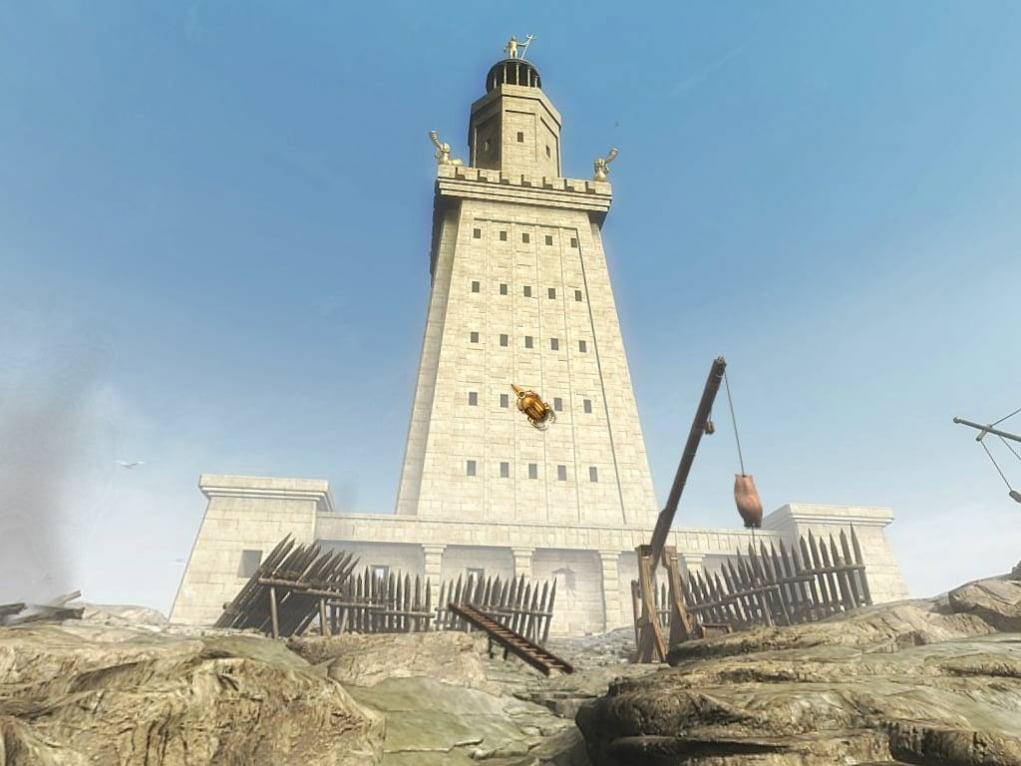 5. Lighthouse of Alexandria (BC 290 - Alexandria, Egypt)