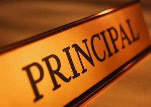 Principals' Desk