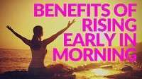 Advantages of Early Rising