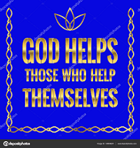 27 Short Story : God Helps Those Who Help Themselves  