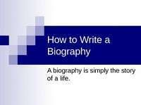 Essay On Business This Page Tells How To Write A Bios Ketch As We Have Added Example Of  Biography Bio Sketch Example Biographical Sketch Biographical Essay  Modest Proposal Essay Ideas also Good High School Essays Biographical Sketch Of A College Student  English Essay Ideas