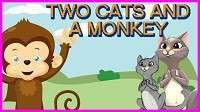 78  Short Story: Two Cats and the Monkey |