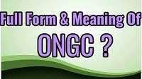 ONGC Full-Form | What is Oil And Natural Gas Corporation (ONGC)