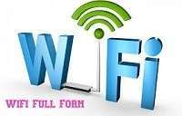 WIFI Full-Form | What is Wireless Fidelity (WIFI)
