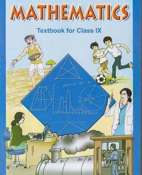 CLASS IX MATHEMATICS NCERT BOOK SOLUTION