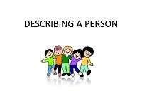 Describing a Person, Biographical Sketch Format, Exercises & Meaning