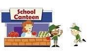 Arrangement of Canteen