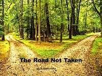 THE ROAD NOT TAKEN (Extra Qu.)