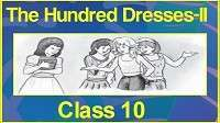 The Hundred Dresses-II - Multiple Choice Questions