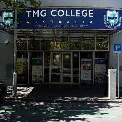TMG-College-Melbourne-Entrada-da-Escola