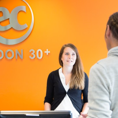 Learn English in London at a school for adults. Study at EC London 30+ and meet like-minded students from around the world.