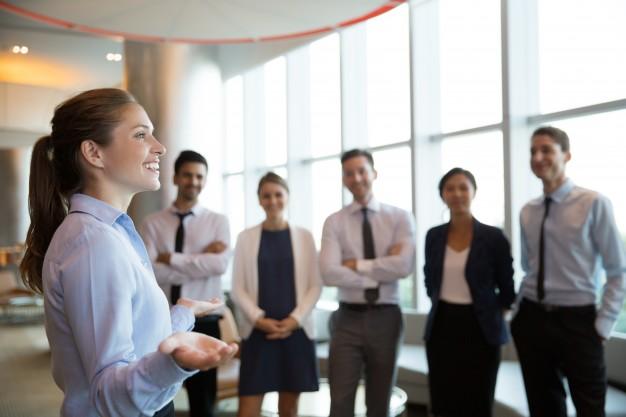 مبادئ القيادة الإدارية
