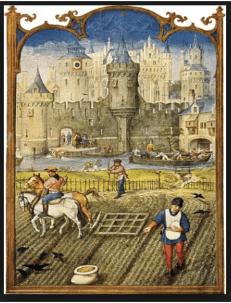 Moyen-Age : les relations entre seigneurs et paysans | Cours histoire...