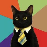 Business Cat Macro