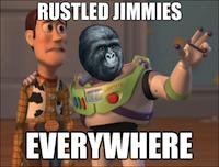 Rustled Jimmies
