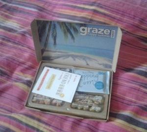 new graze box