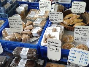 stockbridge market pies