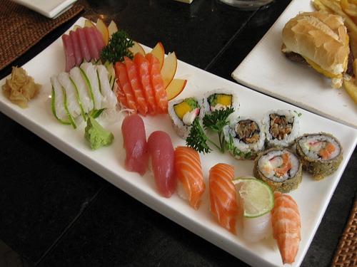 Brazilian Sushi