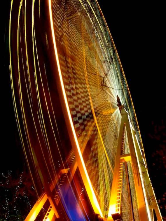 edinburgh christmas wheel