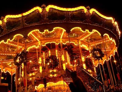 edinburgh xmas fair