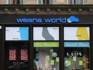 weans world