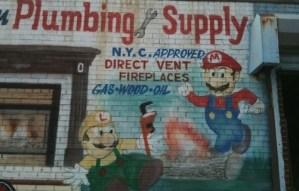 mario brothers plumbers