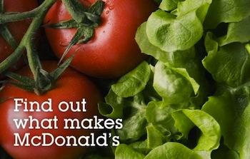 what makes mcdonalds