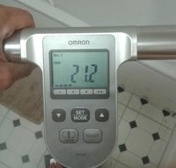 BMI the workout