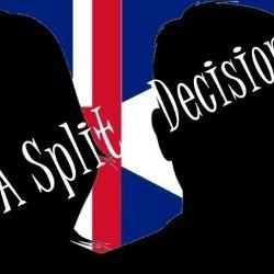 A Split Decision by Keir McAllister