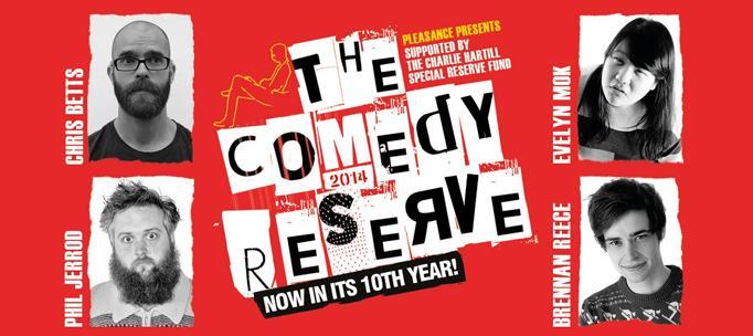 The Pleasance Comedy Reserve – Edinburgh Fringe 2014
