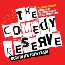 Poster for Pleasance Comedy Reserve at Edinburgh Fringe 2014