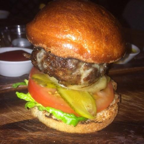 loks bar glasgow burger