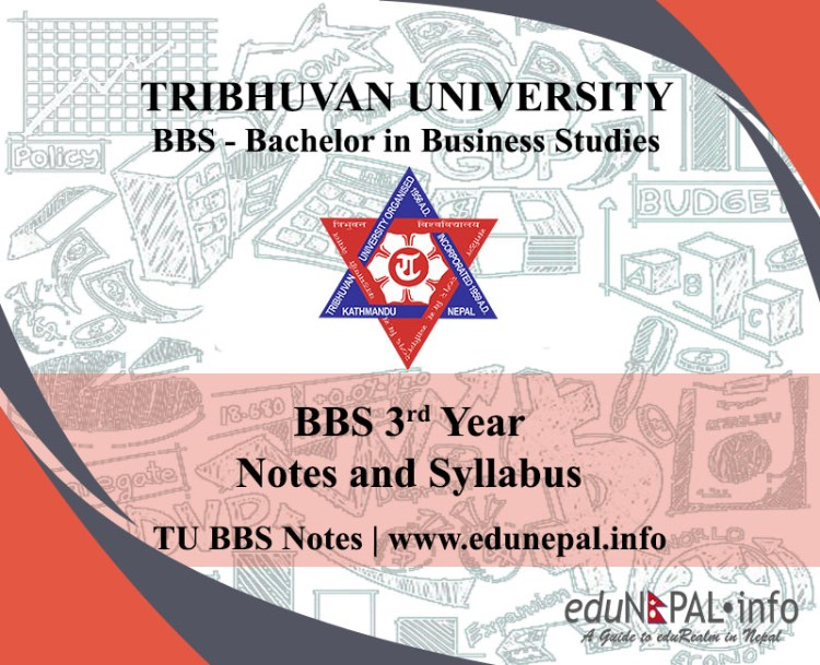 TU BBS 3rd Year Notes and Syllabus