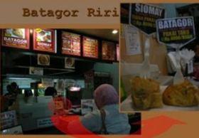 [menu] Batagor Riri (Bandung)