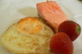 Salmon di-steam