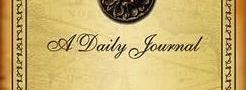 [book] Gratitude: A Daily Journal