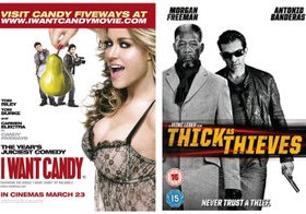 [mov] Thick as Thieves (2009) & I Want Candy (2007)