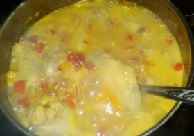 [recipe] Sayap Ayam Goreng Pedas Manis