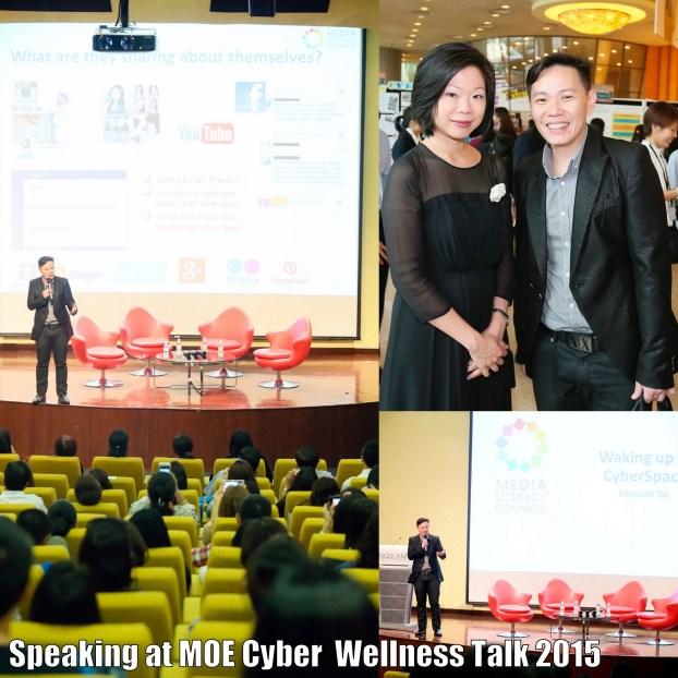 MOE cyber wellness