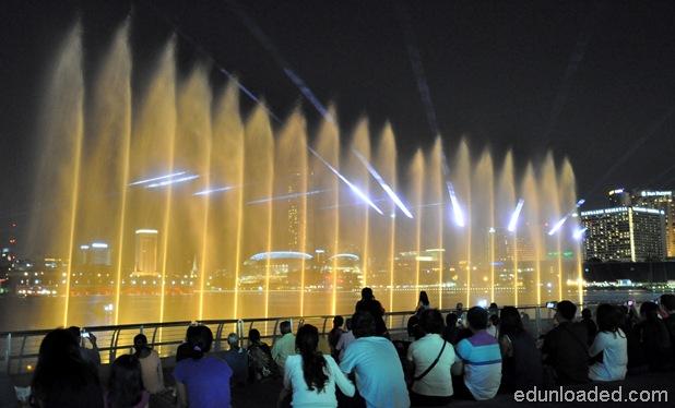 water fountain singapore