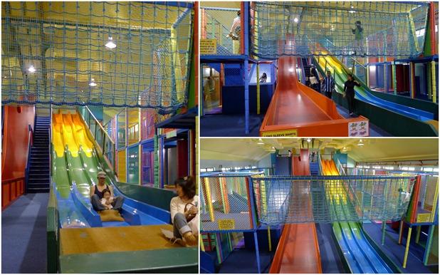 Children slides Penang