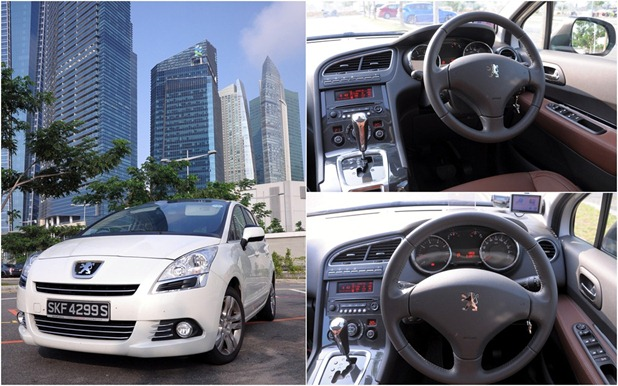 Peugeot-collage