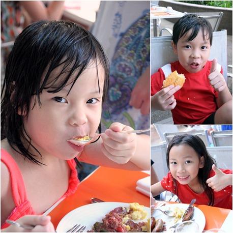 food at Shangri-la