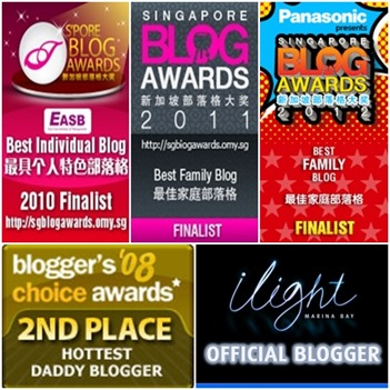 awards collage