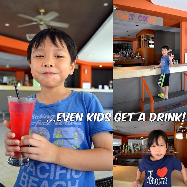 drinks club med