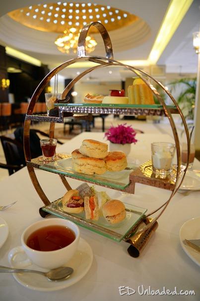 High tea  Malaysia