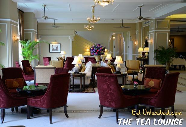 colonial tea lounge